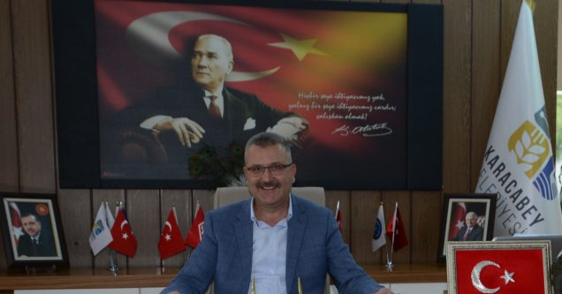 Özkan'dan 23 Nisan  kutlama mesajı