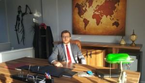 Karacabey'li genç Avukat, hukuk bürosunu açtı