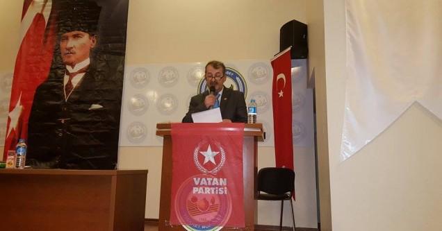 Vatan Partisi'nde yeni yönetim belirlendi