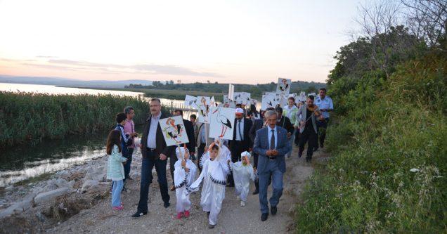 'Uluslararası Leylek Festivali' coşkusu başlıyor