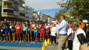 'Longoz Maratonu' büyük heyecan yarattı