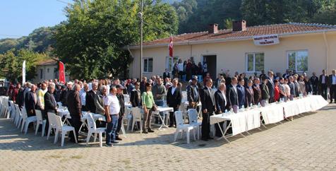 Boğazköy Gürcü Derneği açıldı