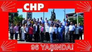 Cumhuriyet Halk Partisi 96 yaşında!