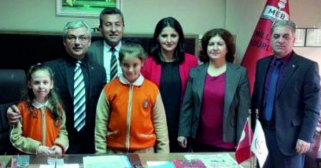 Cumhuriyetli öğrenciler Karacabey ve Bursa'nın gururu oldu!