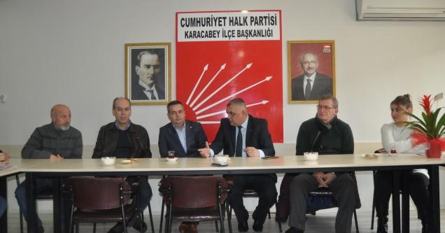 ADD'den, CHP'ye 'Hayırlı Olsun' ziyareti