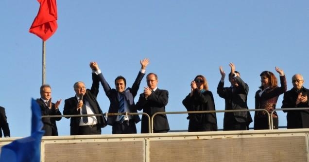 Masum Türker, Yüksel Ceylan'ın adaylığını açıkladı