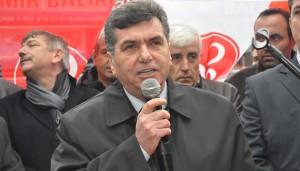 Tayfur, seçim bürosu açılışında konuştu