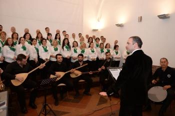 Karacabeyliler Derneği'nden, Türk Halk Müziği Korosu