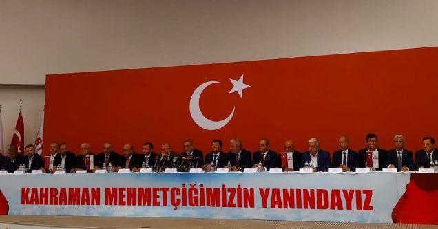 KTSO ve KTB'den Barış Pınarı Harekâtı'na destek!