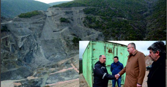 Gölecik Barajı'nda yeniden etüt çalışması