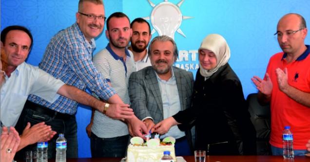 """""""Milletin sesi, Türkiye'nin partisi on beş yaşında"""""""