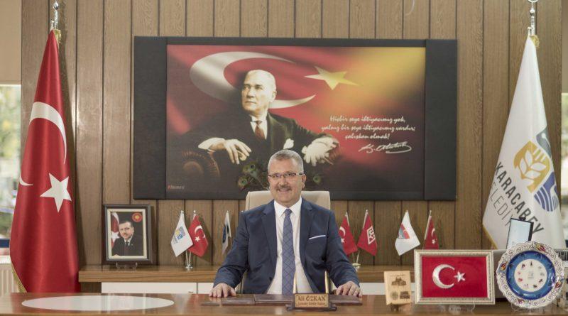 Başkan Özkan'dan Öğretmenler Günü mesajı