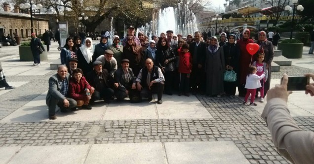 'Tarihi Kent Bursa' gezileri'ne yoğun ilgi