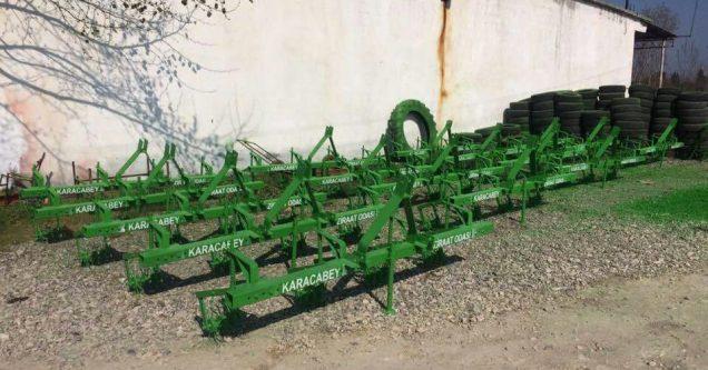 Ziraat Odası'ndan çiftçiye  Kaymak Kırma Makinası