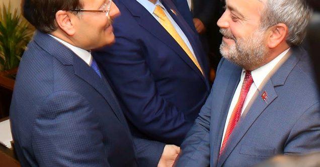Erol'dan  Ankara'ya  çıkarma
