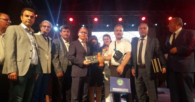 Doğruoğlu, Uluslararası  Domates  Festivali'nde