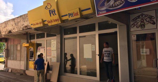 Mustafakemalpaşa Sanayisi'ndeki Postane neden kapandı?