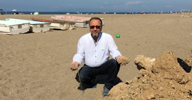 """Doğruoğlu, """"Yeniköy Plajını boğazlıyorlar"""""""