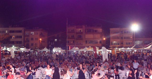 Karacabey'i 'Ihlamur Festivali' heyecanı sardı