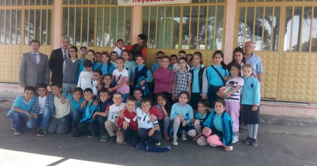 Kardeş okullardan Hıdrellez etkinliği