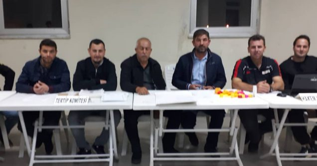 Bakırköy Köyler Ligi'nin fikstürü belli oldu