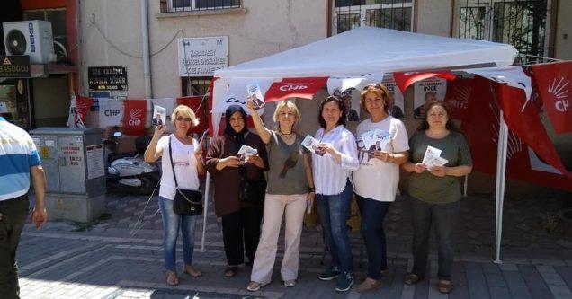 """""""CHP'li kadınlar zafere hazır"""""""