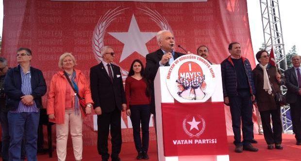 Vatan Partisi adaylarını açıklıyor!