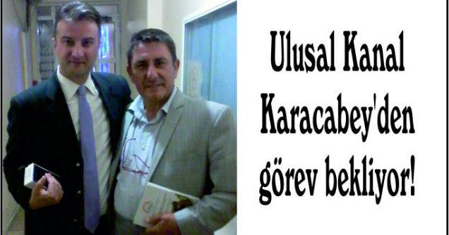 Ulusal Kanal Karacabey'den  görev bekliyor!