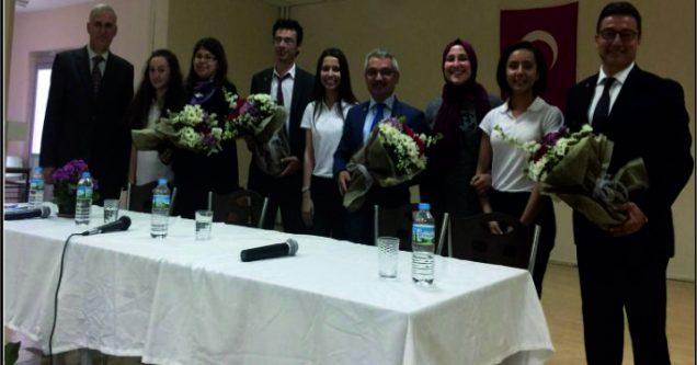 'Gençler ile Akademik Söyleşiler'in 6. durağı Farabi'de