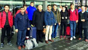 KMTAL yeniden Avrupa yollarında