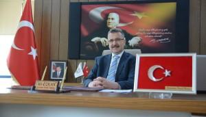 Başkan Özkan'dan Yeni Yıl mesajı