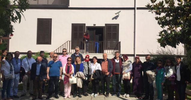 Karacabey Heyeti, 19 Mayıs'ta Ata'nın Selanik'teki Evine Çıkarma Yaptı