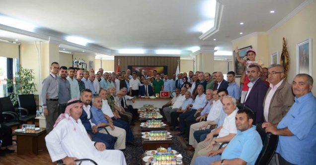 Başkan Özkan'dan yoğun bayram mesaisi