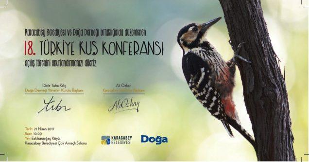 Leylek Köyü'nde Kuş  Konferansı bugün başlıyor