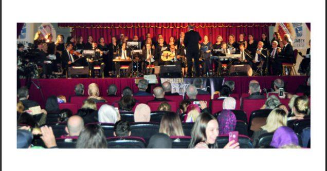 Engelliler için engelsiz konser