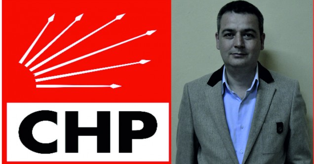 Murat Tanrıverdi, CHP İlçe Başkanlığı'na aday!
