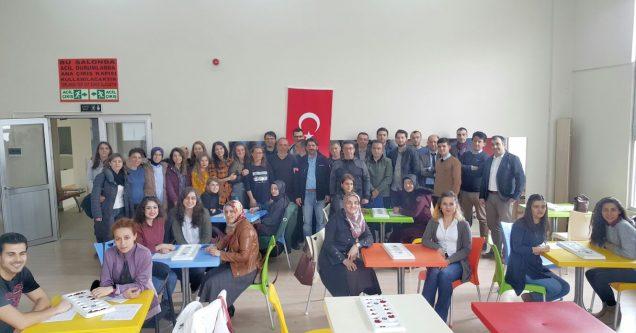 Türk Zeka Oyunu   'Mangala' tanıtıldı