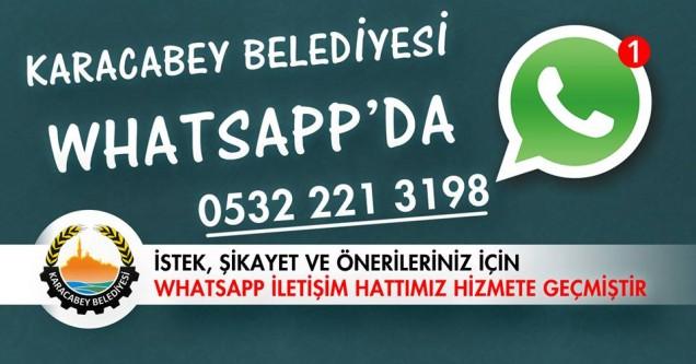 WhatsApp ihbar ve şikâyet hattı hizmette