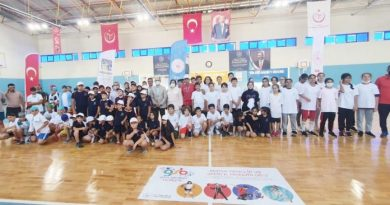 Yaz Spor Okulları törenle sonlandı!