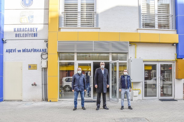 """""""Sosyal belediyecilikte Karacabey farkı"""""""