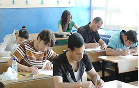 Açık Öğretim Liseleri'nde sınav heyecanı