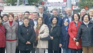CHP ve ADD'den Ata'ya saygı