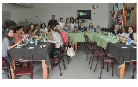 ADD'ye 25 yeni bayan üye