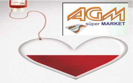 AGM'den kan bağışçılarına indirim!