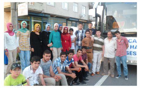 AİHL'den başarılı öğrencilerine gezi