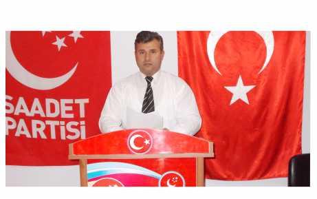 AKP ile CHP aynı  zihniyete hizmet ediyor!