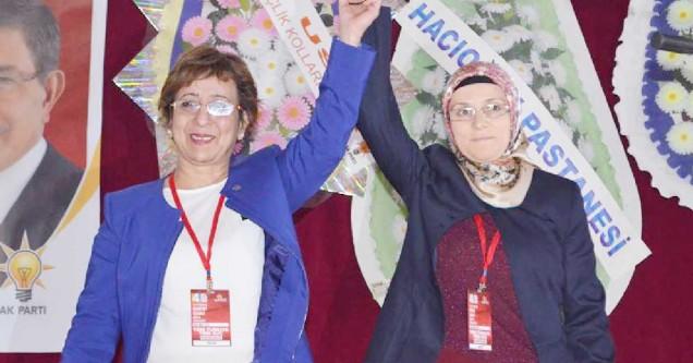 AKP Kadın Kolları'nda Arzu Uray dönemi