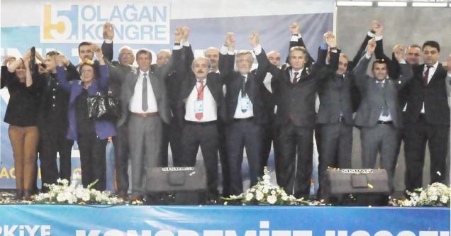 """AK Parti """"Murat Erol""""la devam dedi"""