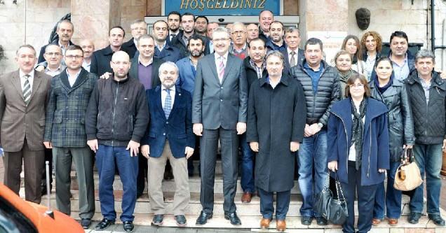 AK Partililer iadei ziyaretlere başladı