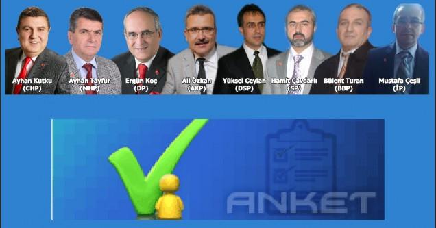 Karacabey'de kim belediye başkanı olsun?